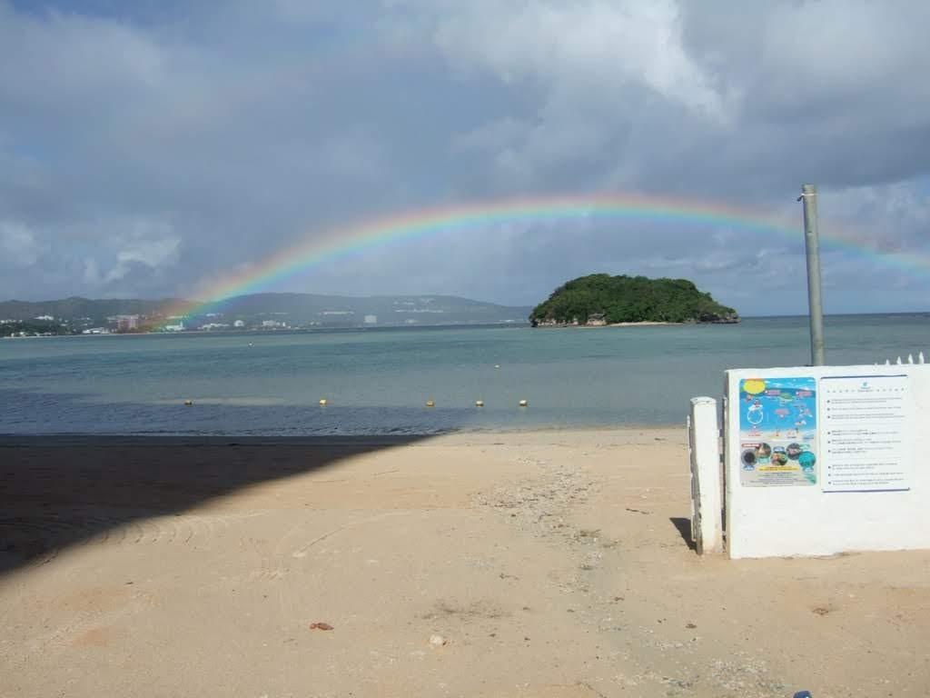 diving in Guam 2009